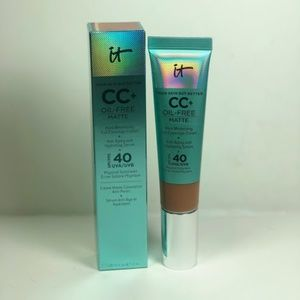 It Cosmetics CC+ Oil Free Matte Serum RICH HONEY